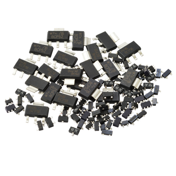 Kemo SMD Transistoren S108 ca. 100 Stück