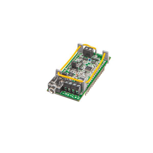 ELV Komplettbausatz FM-Receiver Modul mit Si4705, FM-RM1