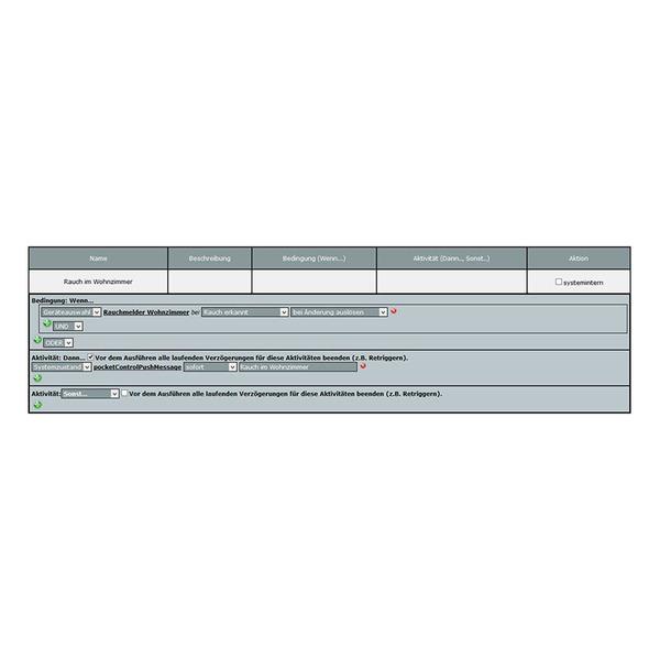 Homematic Funk-Rauchmelder HM-Sec-SD-2 mit 10 Jahres-Batterie, 3er-Set