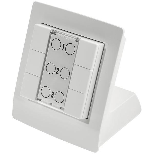 ELV Homematic IP Komplettbausatz Tischaufsteller für batterieversorgte Geräte im 55er-Format HMIP-DS