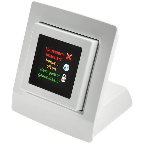 Homematic IP Tischaufsteller HMIP-DS55 für batterieversorgte Geräte im 55er-Format