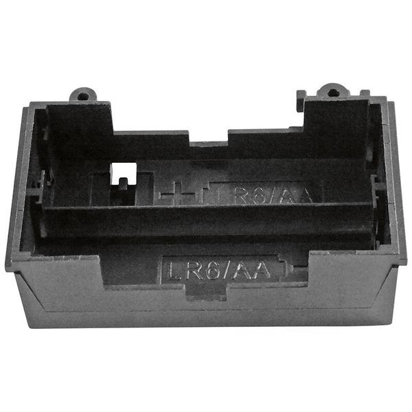 ELV Batteriehalterung, z.B. für Schiebegehäuse SG2