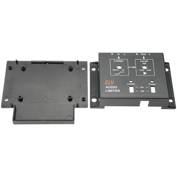 ELV Gehäuse für Audio-Limiter AL100