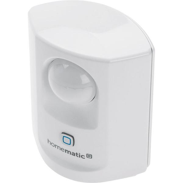 Homematic IP Bewegungsmelder mit Dämmerungssensor HmIP-SMI – innen, für Smart Home / Hausautomation