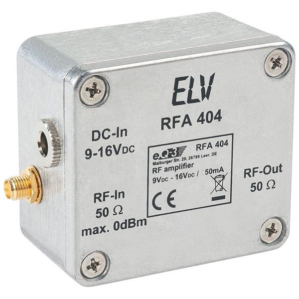 ELV HF-Verstärker RFA404, Komplettbausatz