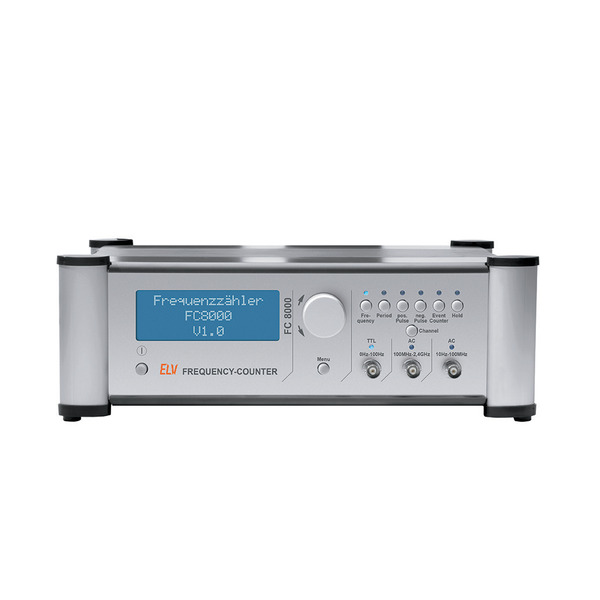 ELV Frequenzzähler FC8000, Komplettbausatz