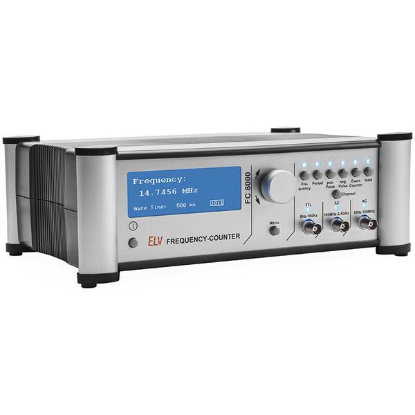 ELV Komplettbausatz Frequenzzähler FC8000