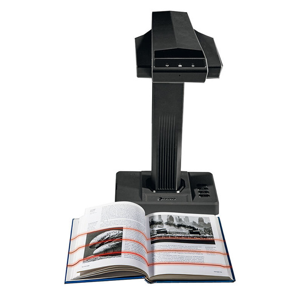 CZUR Magazin-, Buch-, Dokumenten-Scanner ET16, WiFi-/Cloud-Anbindung, 16 Megapixel, OCR-Erkennung, T