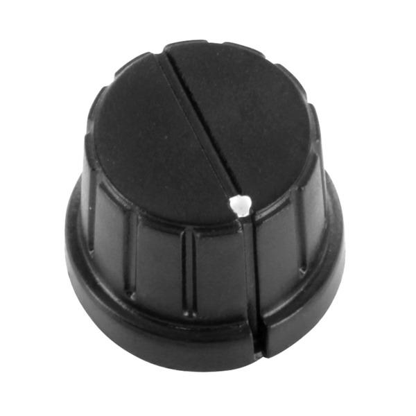 Mentor Drehknopf 20 x 15mm, schwarz