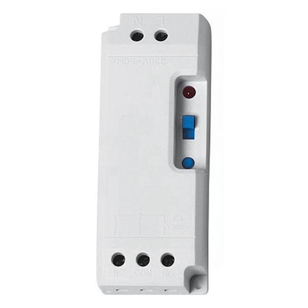 Funk-Abluftsteuerung Einbauversion mit Funk-Fensterkontakt, max. 2300 W
