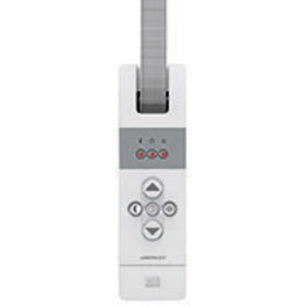 WIR elektronik Elektronischer Funk-Gurtwickler, Unterputzmontage, Rauchwarnmelder-Erkennung, bis 45