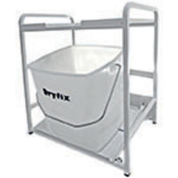 Rack für Luftentfeuchter, inkl. 20-l-Eimer, bis 40 kg belastbar