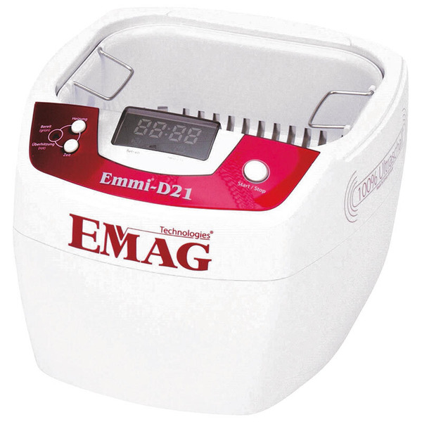 EMAG Ultraschallreiniger EMMI D21, 2,0 L, 80 W