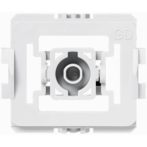 Installationsadapter für Gira Standard Schalter, 1er-Set für Smart Home / Hausautomation