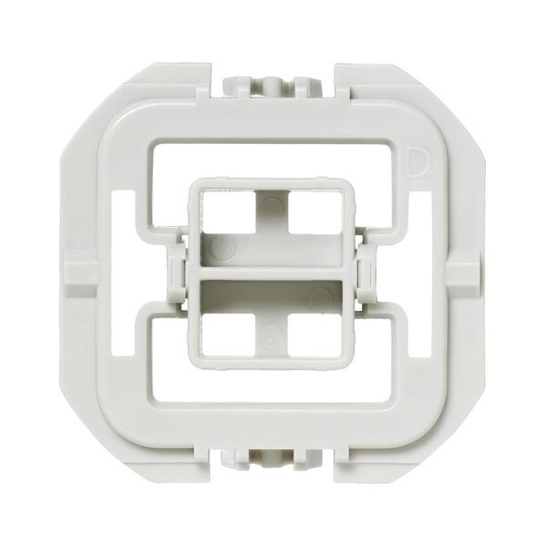 Installationsadapter für Düwi/Popp-Schalter, 20er-Set für Smart Home / Hausautomation