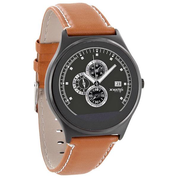 XLYNE PRO Smartwatch QIN XW Prime II, Herzfrequenzmesser, Bluetooth, für iOS und Android