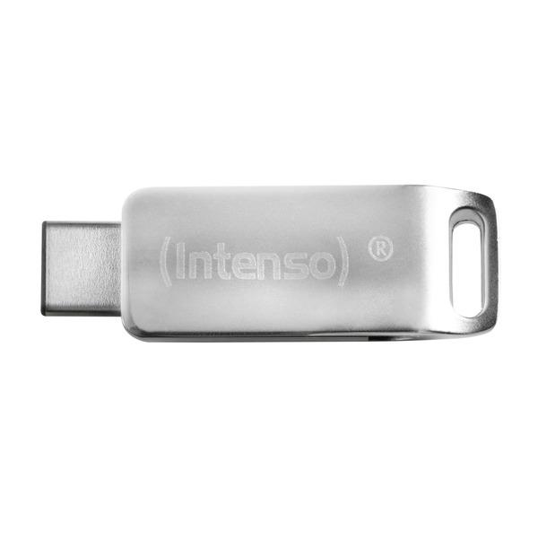 Intenso USB-Stick cMobile Line, USB-Typ-A und USB-Typ-C-Anschluss, 32 GB