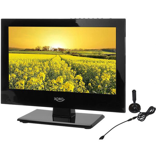 """Xoro 4-in-1-LED-TV HTL 1346, 33,8 cm (13,3""""), Triple-Tuner (DVB-S/S2/C/T/T2 HD), H.265/HEVC, 1080p,"""