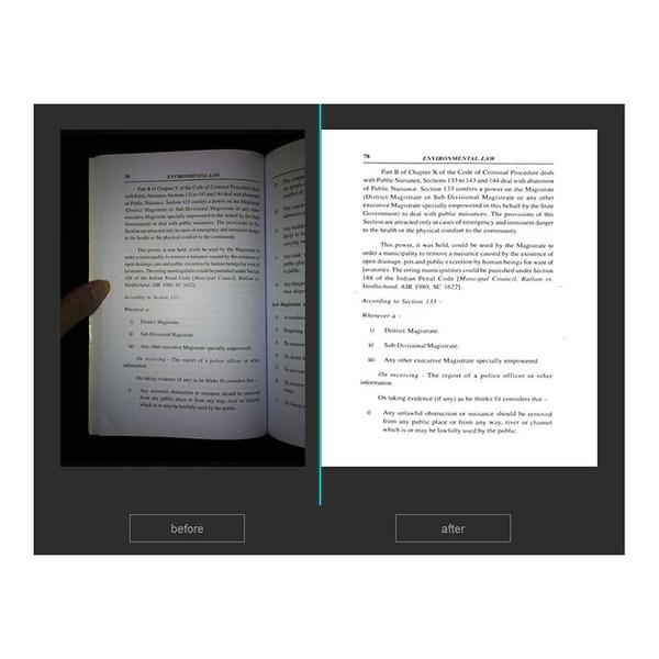 CZUR Magazin-, Buch-, Dokumenten-Scanner ET16 Plus, 16 Megapixel, OCR-Texterkennung (187 Sprachen)