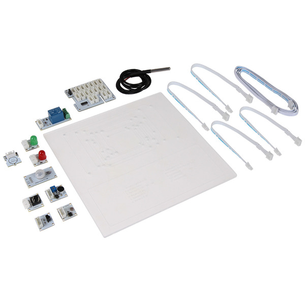 Raspberry Pi Linker Kit (ohne Raspberry Pi), mit vielfältigen Sensoren und Zubehör