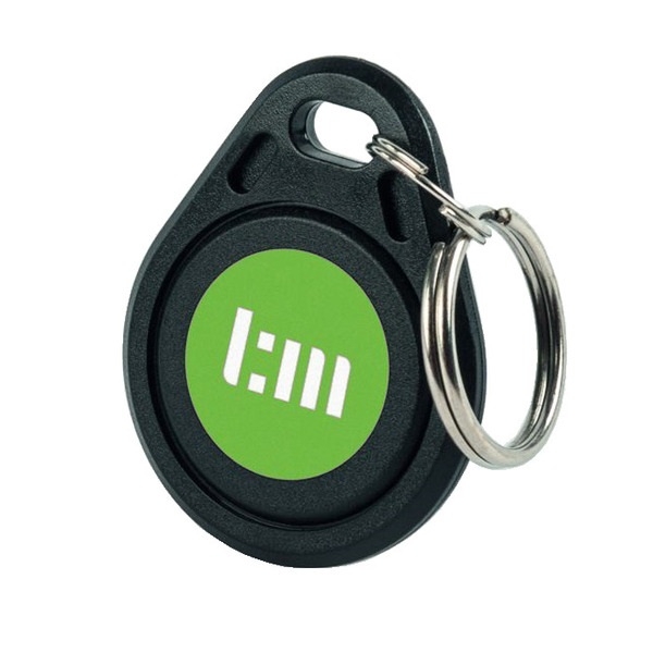 Transponder als Schlüsselanhänger, 10er-Pack