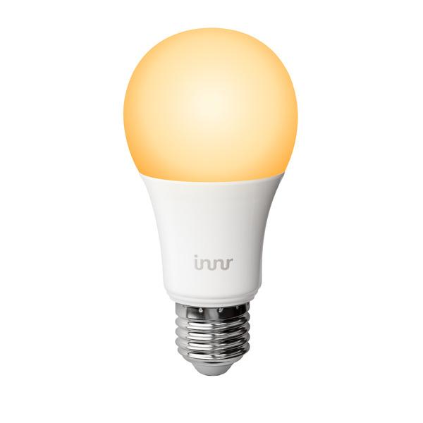 innr 9-W-LED-Lampe E27, tunable white, dimmbar, kompatibel mit LIGHTIFY, HUE, Amazon Echo Plus und E
