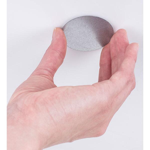 Smartwares RMAG3 Mini-Magnethalterung für Gefahrenmelder, 5 cm