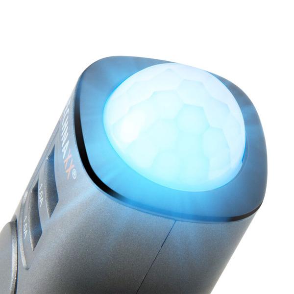 Technaxx Autoalarm TX-100, PIR-Bewegungssensor, USB-Ladefunktion, Akkubetrieb, mit Fernbedienung