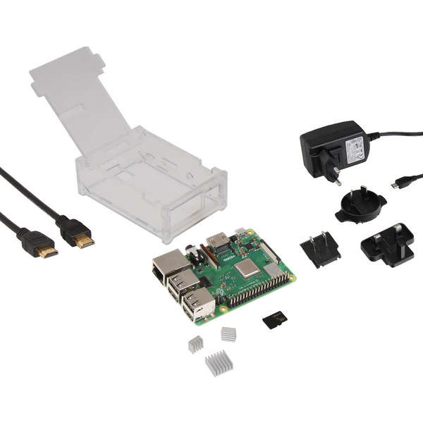 Raspberry Pi 3B+ Starter Set