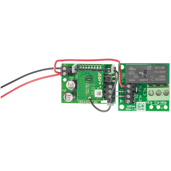 ELV Homematic Komplettbausatz Funk-Schaltaktor 1fach für Kleinspannung HM-LC-Sw1-PCB