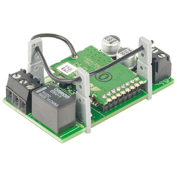 ELV Homematic Komplettbausatz Funk-Schaltaktor 1fach für Kleinspannung HM-LC-Sw1-PCB, für Smart Home