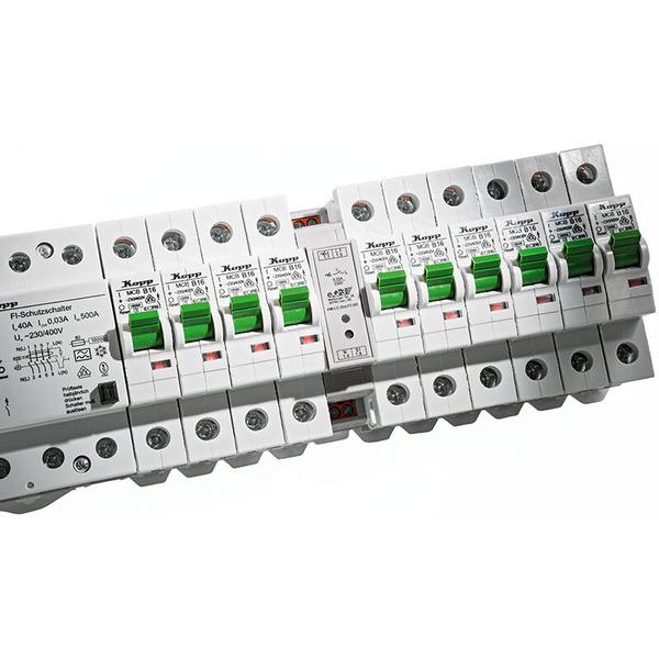 ELV Homematic Komplettbausatz Funk-Dimmaktor 1-fach, Hutschienenmontage HM-LC-Dim1T-DR