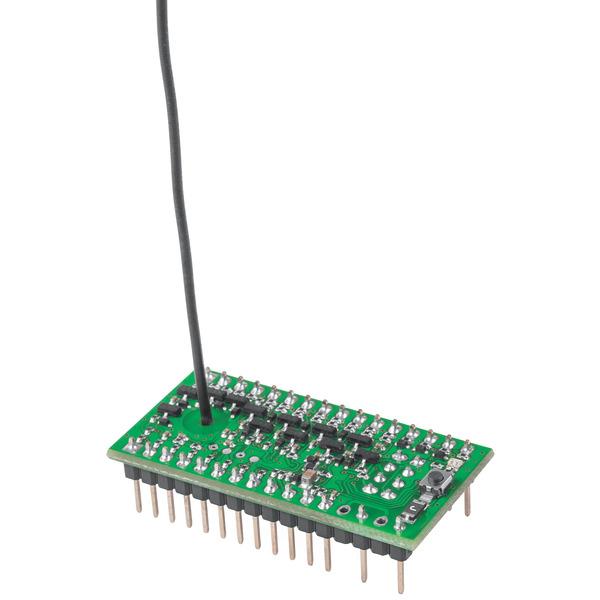 ELV Homematic Komplettbausatz Funk-Sendemodul, 8-Bit HM-MOD-EM-8Bit, für Smart Home / Hausautomation