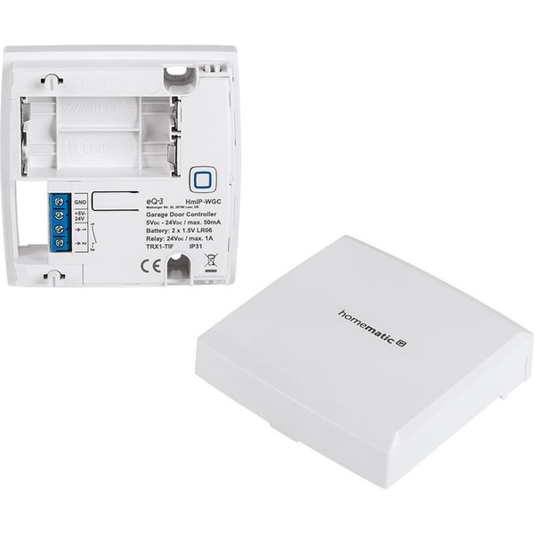 ELV Homematic IP Komplettbausatz Garagentortaster HmIP-WGC, für Smart Home / Hausautomation