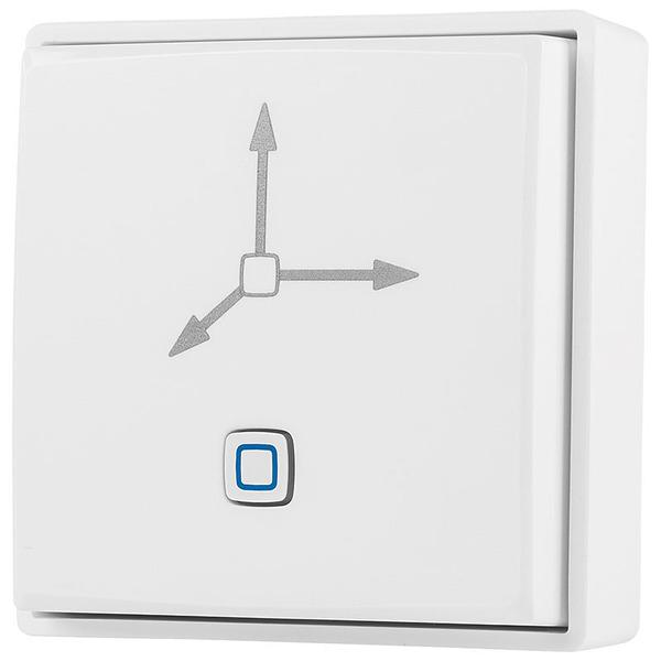 ELV Homematic IP Komplettbausatz Beschleunigungssensor HmIP-SAM, für Smart Home / Hausautomation