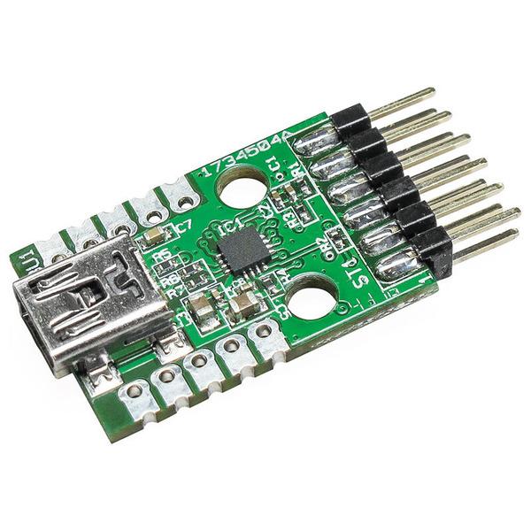 ELV USB-Modul UM2102N, Komplettbausatz