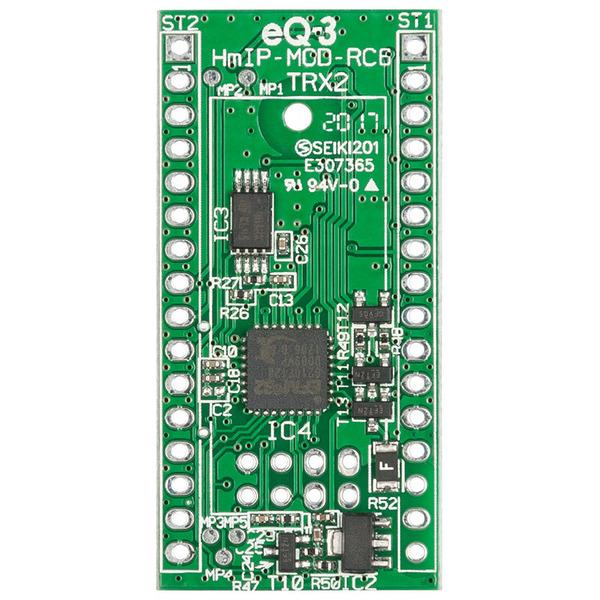 ELV Homematic IP Komplettbausatz Modulplatine Sender 8fach HmIP-MOD-RC8, für Smart Home / Hausautoma