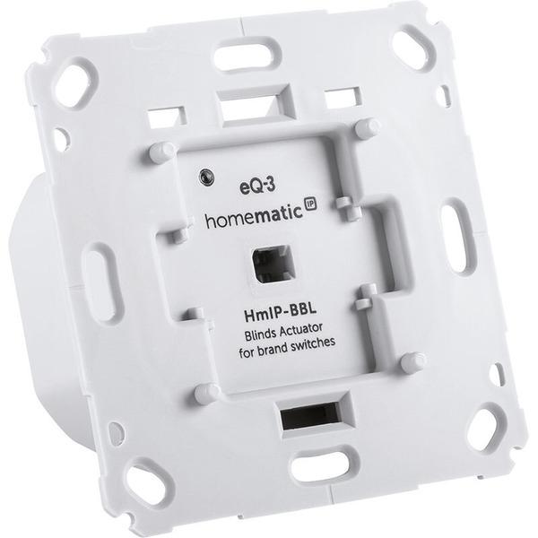 Homematic IP Jalousieaktor HmIP-BBL für Markenschalter