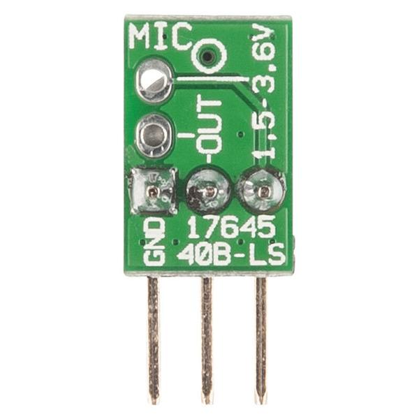 ELV Komplettbausatz Mikrofon MEMS1