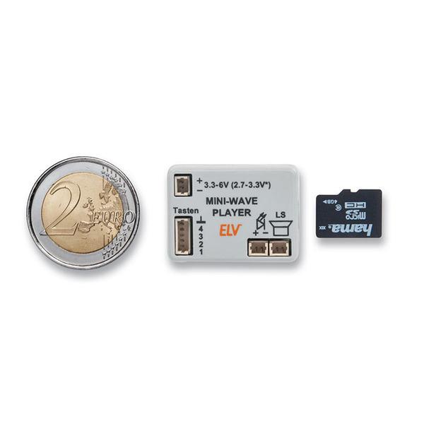 ELV Mini Wave Player MWP2, Komplettbausatz