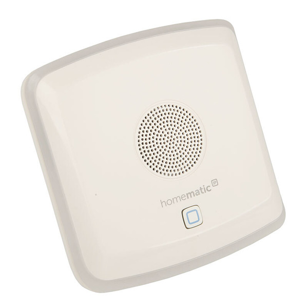 ELV Homematic IP Komplettbausatz MP3 Kombisignalgeber HmIP-MP3P, für SmartHome / Hausautomation