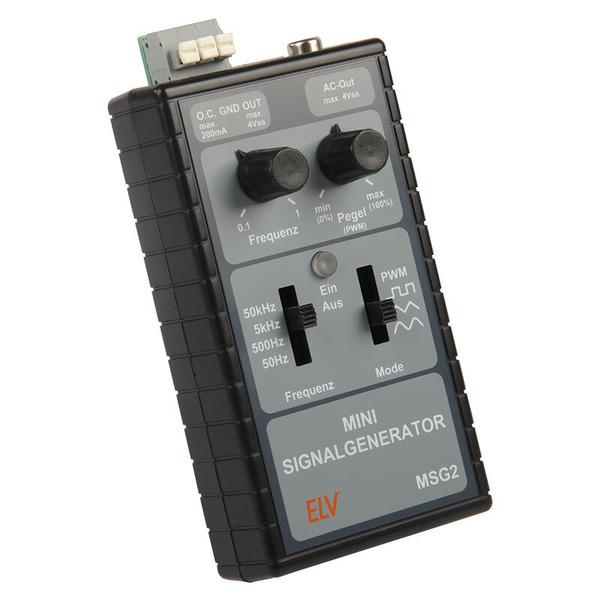 ELV Mini-Signalgenerator MSG2, Komplettbausatz
