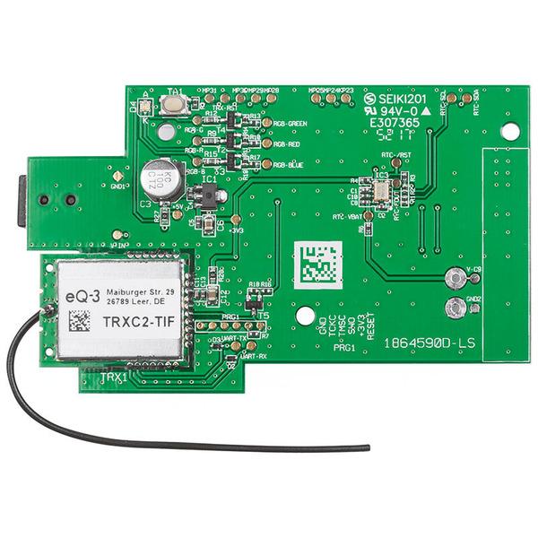 ELV Komplettbausatz Funk-Modulplatine für Raspberry Pi 3 B, RPI-RF-MOD