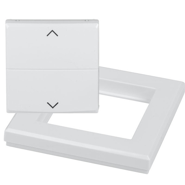 Homematic IP Tasterwippe für Markenschalter - mit Pfeilen