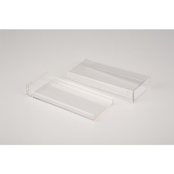 ELV Schiebegehäuse SG2, komplett, transparent