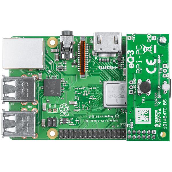 ELV Komplettbausatz Power Controller für Raspberry Pi RPi-PC