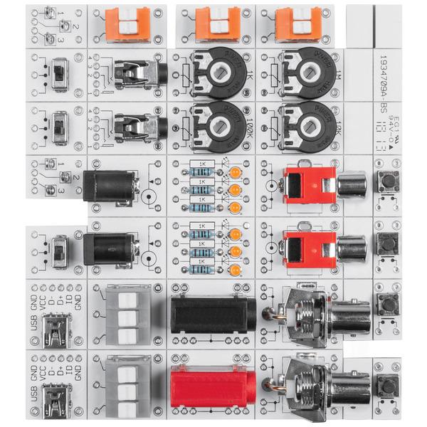ELV Prototypenadapter für Steckboards PAD1, Bausatz