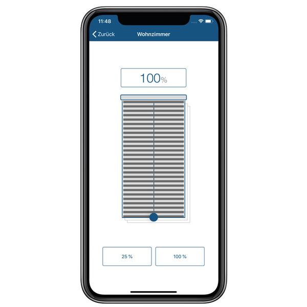 Homematic IP Fenster- und Türkontakt plus HmIP-SWDO-PL, optisch, bis zu 4 Jahre Batterielaufzeit