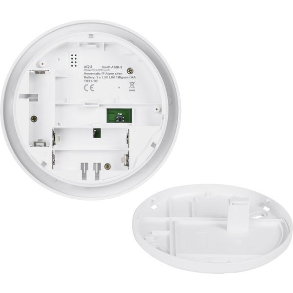 Homematic IP Alarmsirene HmIP-ASIR-2