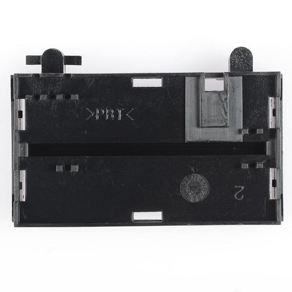 ELV Batteriehalterung SG2-Bat für Schiebegehäuse oder UniBox1